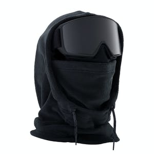 Anon MFI Hooded Helmet Balaclava - Black