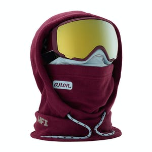 Anon MFI Women's Hooded Helmet Balaclava - Purple
