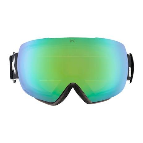 Anon MIG MFI Snowboard Goggle 2019 - Black / Sonar Green