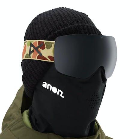 Anon MIG MFI Snowboard Goggle 2019 - Duck Camo / Sonar Smoke
