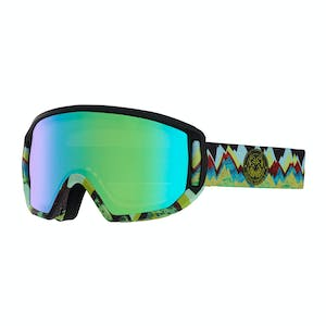 Anon Relapse Jr. MFI Kids' Snowboard Goggle 2019 - Scout / Green Amber