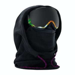 Anon MFI Women's Hooded Helmet Balaclava - Black