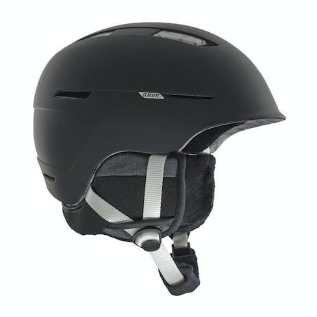 Anon Auburn MIPS Asian Fit Women's Snowboard Helmet 2020 - Marble Black
