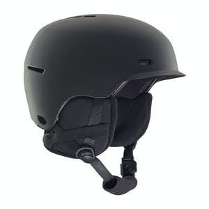 Anon Flash Youth Snowboard Helmet 2020 - Black