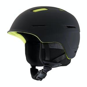 Anon Invert MIPS Snowboard Helmet 2019 - Black / Green