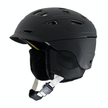Anon Nova MIPS Women's Snowboard Helmet 2019 - Marble Black