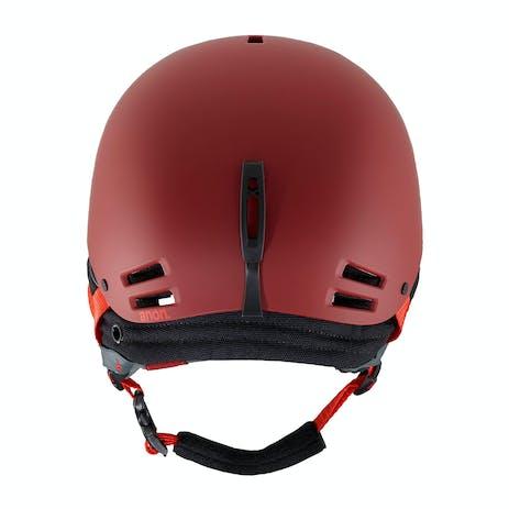 Anon Raider Snowboard Helmet 2019 - Red