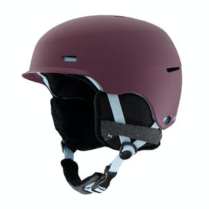 Anon Raven Women's Snowboard Helmet 2019 - Purple