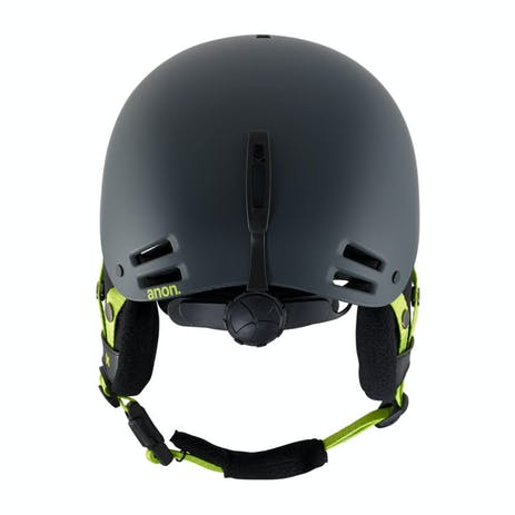 Anon Rime Kids' Snowboard Helmet 2019 - Grey