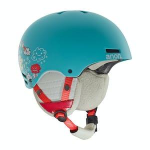 Anon Rime Kids' Snowboard Helmet 2019 - HI5 Blue
