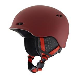 Anon Rodan Snowboard Helmet 2019 - Red