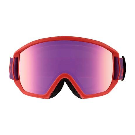 Anon Relapse Jr. MFI Kids' Snowboard Goggle 2019 - Purple / Pink Amber
