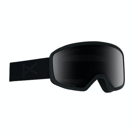 Anon Deringer Women's Snapback Snowboard Goggle 2020 - Smoke / Sonar Smoke + Spare Lens