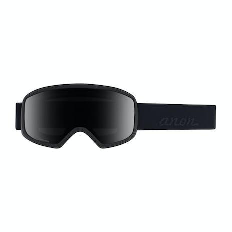 Anon Deringer Women's Snowboard Goggle 2020 - Smoke / Sonar Smoke + Spare Lens