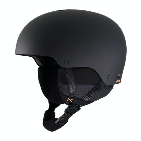 Anon Greta 3 Asian Fit Women's Snowboard Helmet 2020 - Black