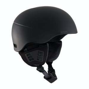 Anon Helo 2.0 Asian Fit Snowboard Helmet 2020 - Black