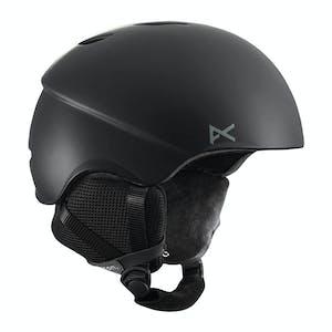 Anon Helo Asian Fit Snowboard Helmet 2020 - Black