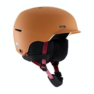 Anon Highwire Snowboard Helmet 2020 - DOA Orange