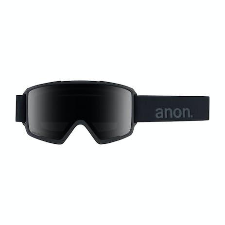 Anon M3 Snowboard Goggle 2020 - Smoke / Sonar Smoke + Spare Lens