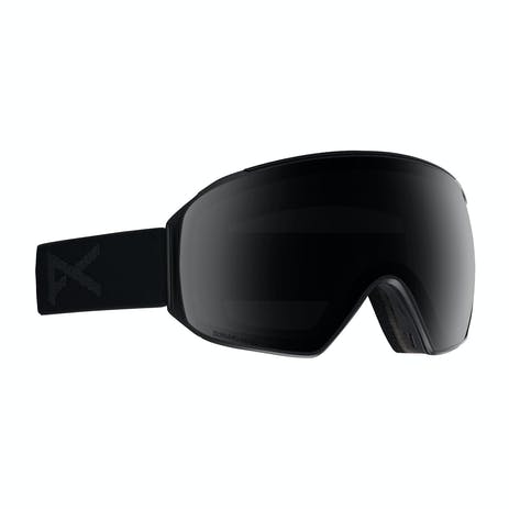 Anon M4 MFI Toric Asian Fit Snowboard Goggle 2020 - Smoke / Sonar Smoke + Spare Lens