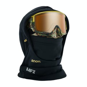 Anon MFI Hooded Balaclava - Camo Black
