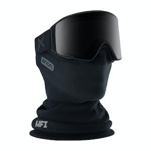 Anon MFI Microfur Neckwarmer - Black