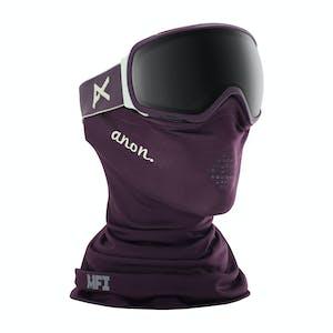 Anon Tempest MFI Women's Snowboard Goggle 2020 - Purple / Sonar Smoke