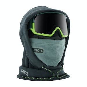 Anon MFI Hooded Helmet Balaclava - Green