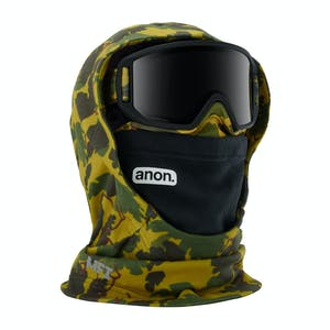 Anon MFI Hooded Helmet Youth Balaclava 2020 - Camo