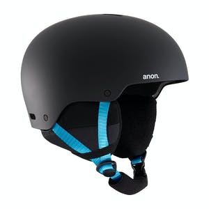 Anon Raider 3 Snowboard Helmet 2020 - Black Pop