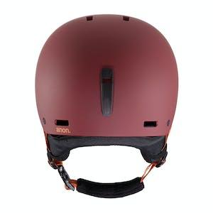 Anon Raider 3 Snowboard Helmet 2020 - Doa Red