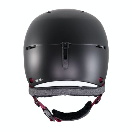 Anon Raven Women's Snowboard Helmet 2020 - Black
