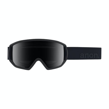Anon Relapse Snapback Asian Fit Snowboard Goggle 2020 - Smoke / Sonar Smoke + Spare Lens