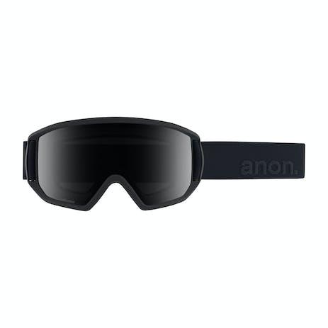 Anon Relapse Snapback Snowboard Goggle 2020 - Smoke / Sonar Smoke + Spare Lens