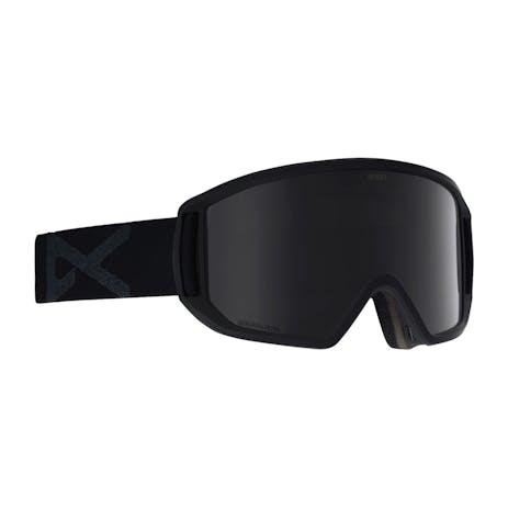 Anon Relapse Snowboard Goggle 2020 - Smoke / Sonar Smoke + Spare Lens
