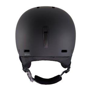 Anon Rime 3 Youth Snowboard Helmet 2020 - Black