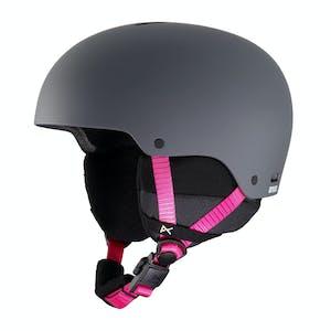 Anon Rime 3 Youth Snowboard Helmet 2020 - Garden Grey