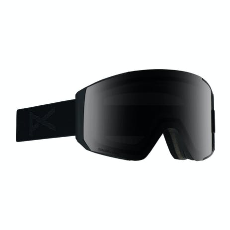 Anon Sync Snapback Snowboard Goggle 2020 - Smoke / Sonar Smoke + Spare Lens