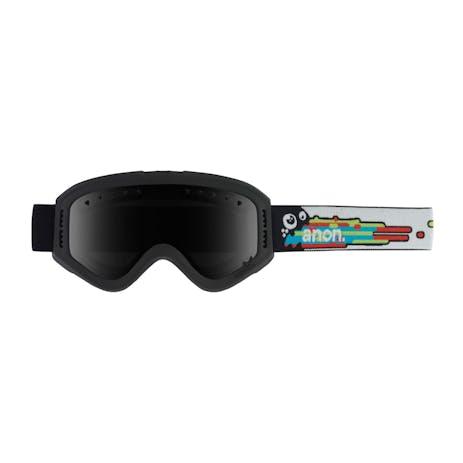 Anon Tracker Youth Snowboard Goggle 2020 - Hurrrl / Smoke