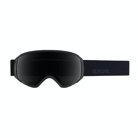 Anon WM1 Women's Snowboard Goggle 2020 - Smoke / Sonar Smoke + Spare Lens