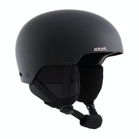 Anon Greta 3 Women's Snowboard Helmet 2021 - Black