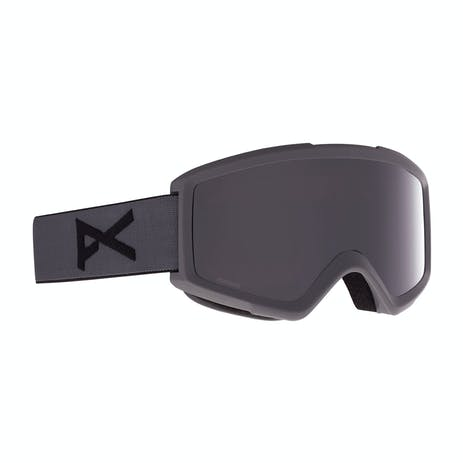 Anon Helix 2.0 Snowboard Goggle 2021 - Stealth / Perceive Sunny Onyx + Spare Lens
