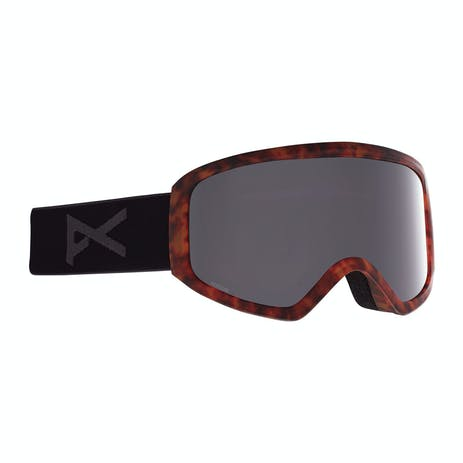 Anon Insight Women's Snowboard Goggle 2021 - Tort / Perceive Sunny Onyx