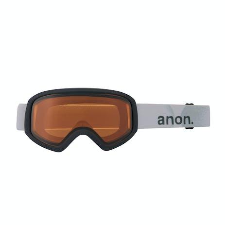 Anon Insight Women's Snowboard Goggle 2021 - Slate / Perceive Sunny Onyx