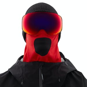 Anon M2 MFI Snowboard Goggle 2021 - Red / Perceive Sunny Red + Spare Lens