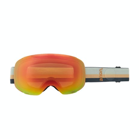 Anon M2 MFI Snowboard Goggle 2021 - Rising / Perceive Sunny Bronze + Spare Lens