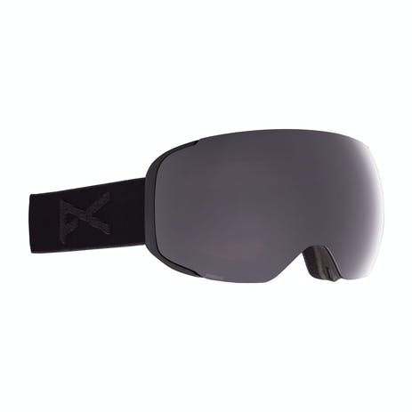 Anon M2 Snapback Snowboard Goggle 2021 - Smoke / Perceive Sunny Onyx + Spare Lens
