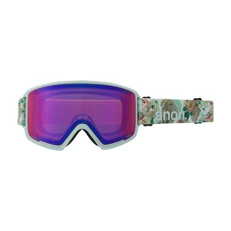 Anon M3 MFI Snowboard Goggle 2021 - Camo / Perceive Sunny Onyx + Spare Lens
