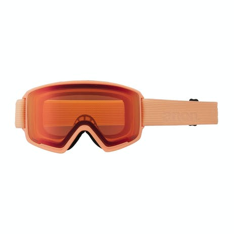 Anon M3 Snowboard Goggle 2021 - Melon / Perceive Sunny Bronze + Spare Lens