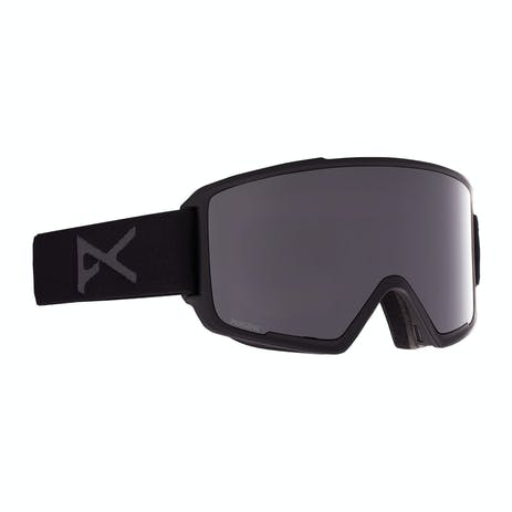 Anon M3 Snowboard Goggle 2021 - Smoke / Perceive Sunny Onyx + Spare Lens